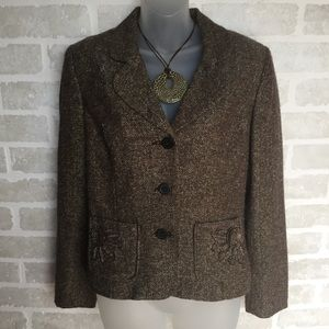 Women's size 8 tailored blazer